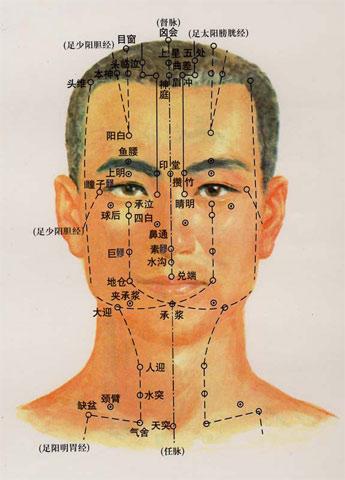 生活中的十大瘦脸方法