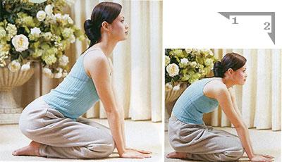 瑜伽5-全面提升身体美的方法
